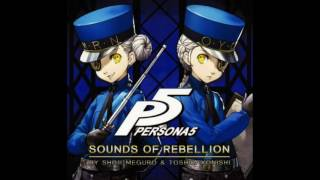 Persona 5: SOR - 07 Recollection ~ Foreboding