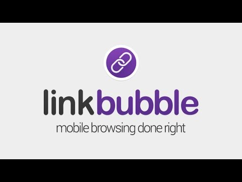 Link Bubble Browser video