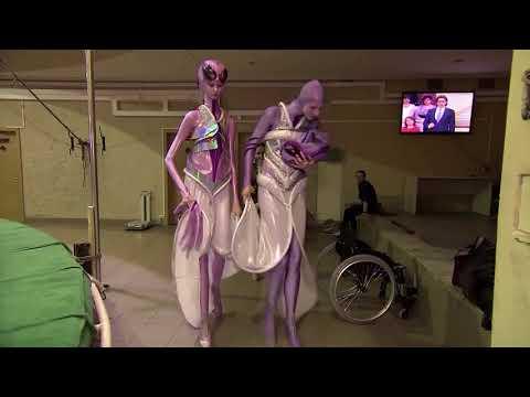 10 Feet Nephilim Unexplained Nordic Female Aliens Extraterrestrial Creatures On Camera In Kremlin