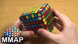 V-Cube 8 Solve