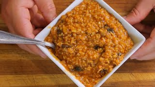Steel Cut Oatmeal Curry – Healthy Budget Recipes