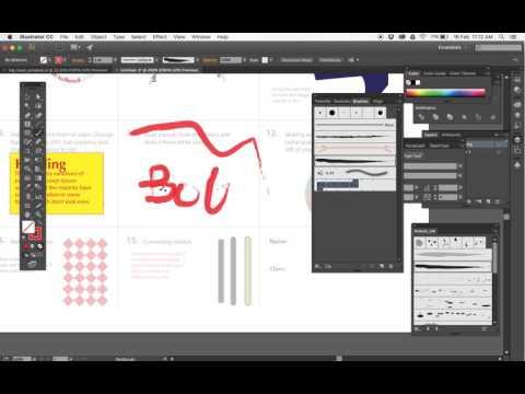 Illustrator test - YouTube
