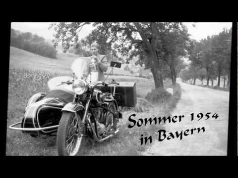 Motorrad 50er Jahre