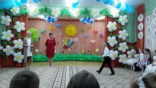 Выпускной из детского сада. 33. Комплименты Татьяне Михайловне.