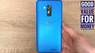 XGody D22 Android Smartphone Review - Самые лучшие видео