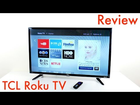 TCL Roku TV Review - 32S3800 Smart LED TV