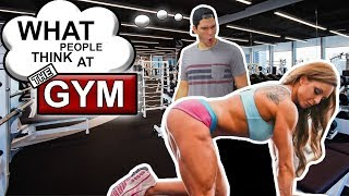 What People Think At The Gym   SweetSpotSquad