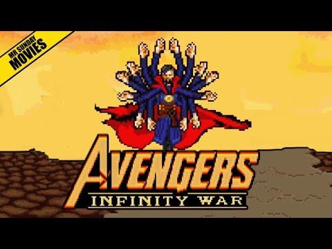 Avengers VS Thanos - 16 bits