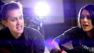 The Other Side (Jason Derulo)   Luke Conard & Alyssa Poppin Cover (lyrics)
