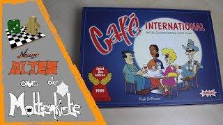#Mottenkiste - Café international (Amigo 1989)