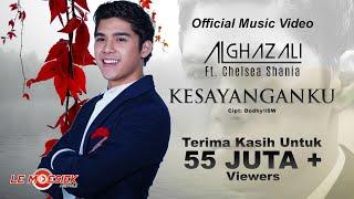 Lirik Lagu Al Ghazali ft. Chelsea Shania - Kesayanganku, Lengkap dengan Chord (Kunci) Gitar