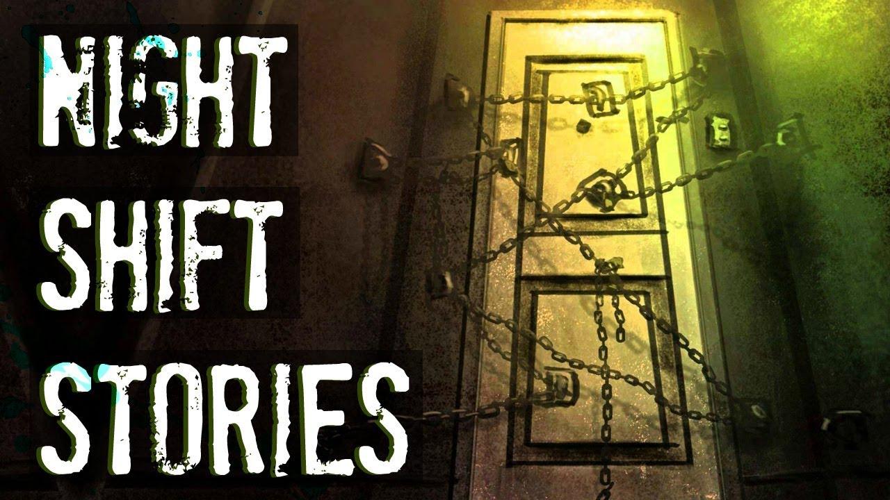 4 Creepy True NIGHT SHIFT Stories from Reddit - YouTube