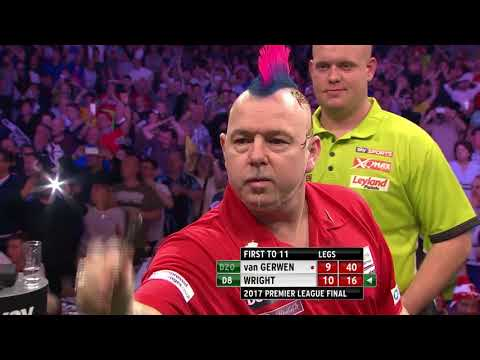 Wright v Van Gerwen - Premier League Final 2017