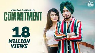 Commitment (Full HD ) - Virasat Sandhu | New Punjabi Songs 2018 | Latest Punjabi Song 2018
