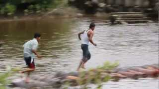 preview picture of video 'Bokor Fiesta - Lomba Lari Tual Sagu 2 - Bokor - Selat Panjang'