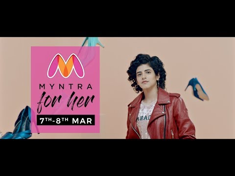Myntra Women's Day
