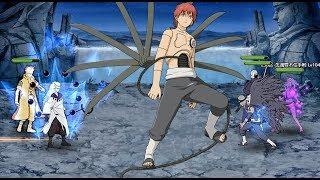Jinchuriki Madara VS GNW Madara But Sasori Was The MVP - Naruto Online