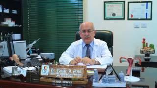 المدير العام لمركز الحياة الطبي د.فواز أمين سعد يتحدث عن تاريخ إنشاء المركز