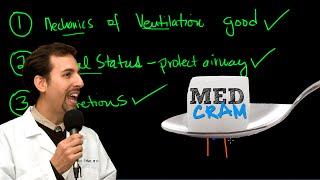 Mechanical Ventilation Explained Clearly of MedCram.com | 5 of 5