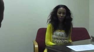 Nhlanhla Nciza from Mfikizolo promotes her second solo album