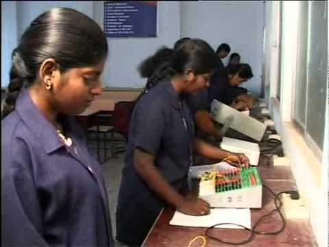 Sri Krishna engineering College video cover2