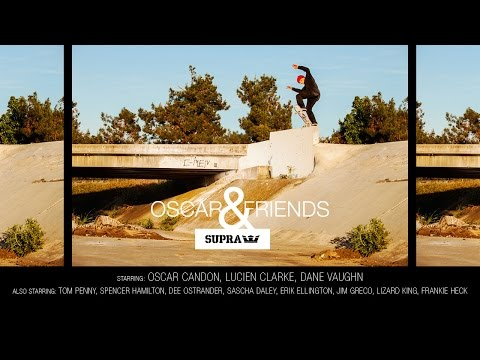 preview image for SUPRA'S Oscar & Friends Video