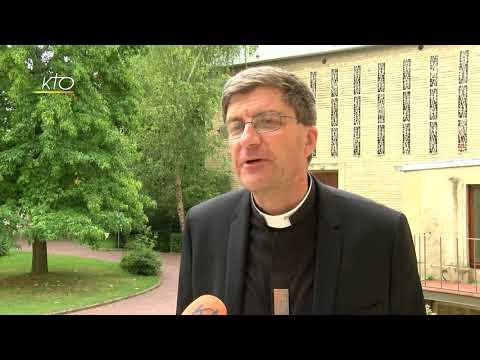 Mgr Éric de Moulins-Beaufort, nouvel archevêque de Reims