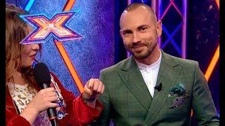 Андрей Бедняков: 90-е живут в Мариуполе - Backstage Х-фактор 9. Второй прямой эфир