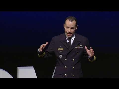 Capitaine de frégate Andre C