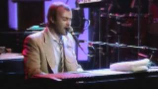 Phil Collins - I Can Not Believe It's True [live]