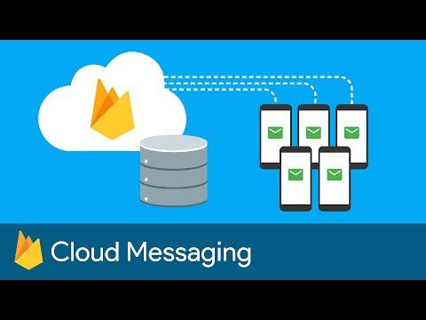 4- Firebase Notifications Android ارسال تنبيهات للمستخدمين