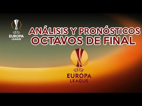 ANÁLISIS Y PRONÓSTICOS UEFA EUROPA LEAGUE OCTAVOS DE FINAL 1/8 ⚽ | PARA APUESTAS DEPORTIVAS | 💲💰