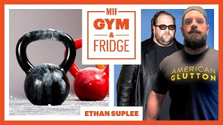 Ethan Suplee Reveals How He's Staying Jacked in Quarantine | Gym & Fridge | Men's Health