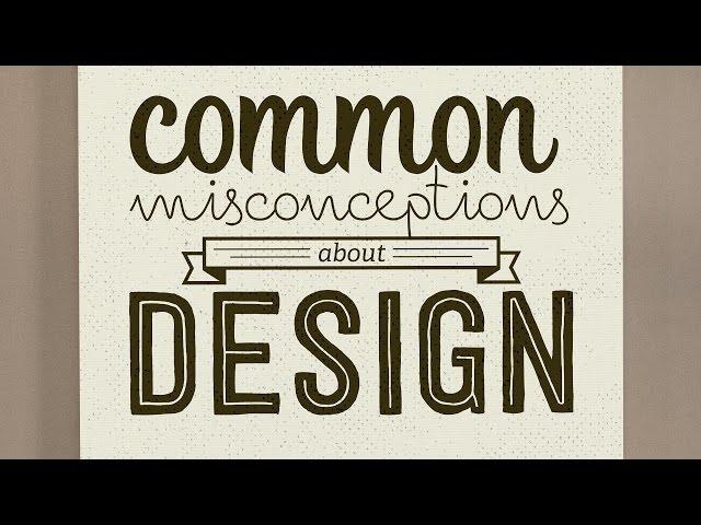 Learn Web Design: Common Misconceptions