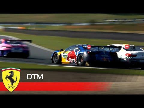 DTM TTサーキット・アッセン(オランダ) フェラーリチームのハイライト動画