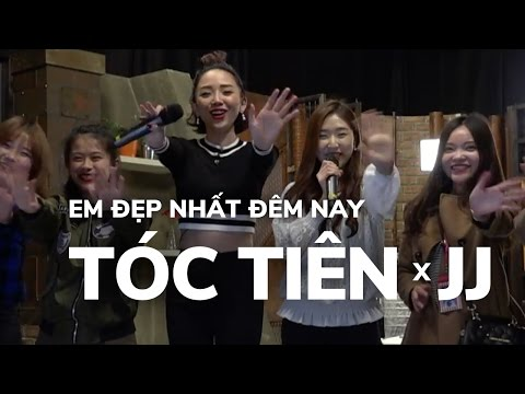 """Tóc Tiên và Jin Ju cùng hát """"Em Đẹp Nhất Đêm Nay"""""""