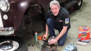 1947-59 Chevy & GMC Truck Tapered Wheel Bearing Upgrade Install