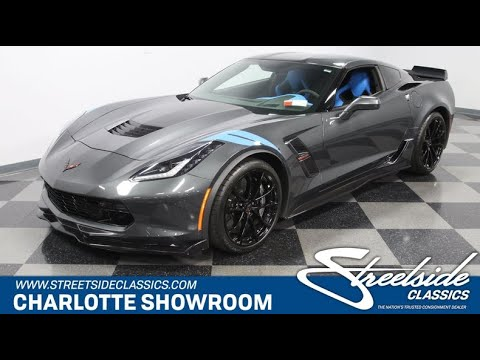 Video of '17 Corvette - QM06