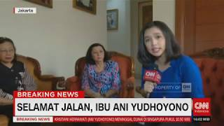 Sosok Ani Yudhoyono Di Mata Keluarga