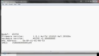 TP LINK M5250 Configuration