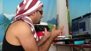 preview picture of video 'تحشيش عراقي امير ياهو تقليد على اغنيه اجنبيه2012'
