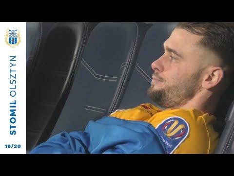 Kulisy meczu Miedź Legnica - Stomil Olsztyn