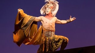 The Lion King Finale (Final Busa/Circle of Life) - Regent Theatre, Melbourne