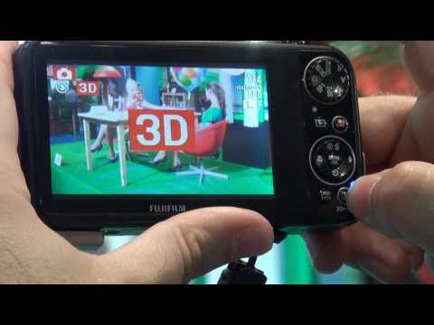Fujifilm Finepix Real 3D W3 hands on at Photokina - Which? first look
