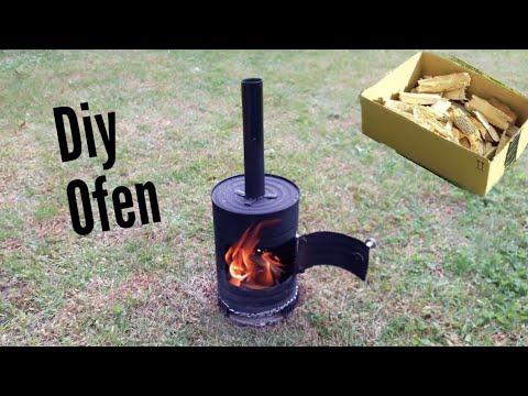 Ofen aus einer Konservendose bauen! | Funhacks TV