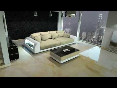 E2 Big Sofa Video