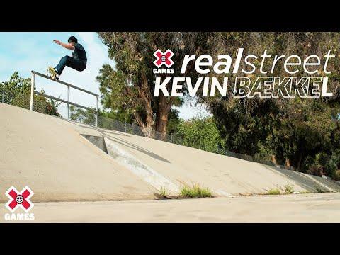Kevin Bækkel: REAL STREET 2020   World of X Games