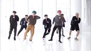 MOSHI MOSHI Despre tine Chinese[kuai le a la lei ] BTS Boy in luv choreo #r34