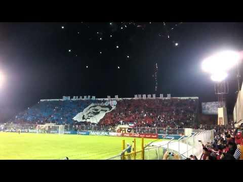 """Bienvenida a Xelaju Vs Cremas"" Barra: Sexto Estado • Club: Xelajú"