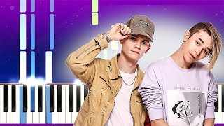 Bars And Melody   Lighthouse (Piano Tutorial)